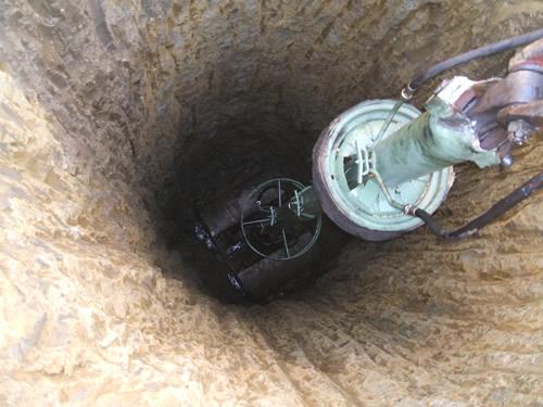 Kopání studny